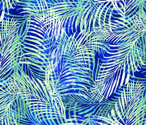 Fronds-batik-lime-cobalt_shop_preview