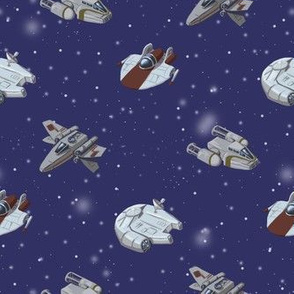 More Tiny Starships