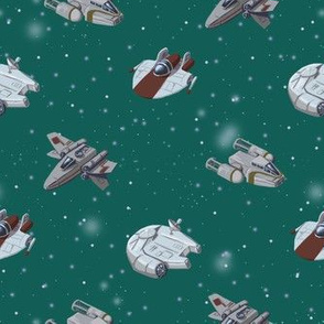 More Tiny Starships 2