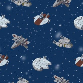 More Tiny Starships 3