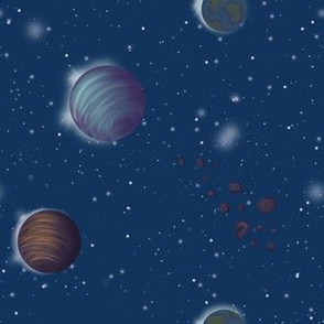 Stars and Planets 2