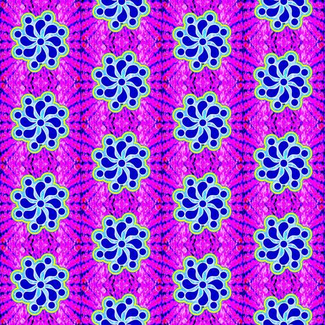 Boho Hobo fabric by chinaberries_studio on Spoonflower - custom fabric