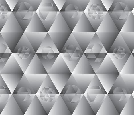 MEMPHIS_BW_ fabric by haystacks on Spoonflower - custom fabric