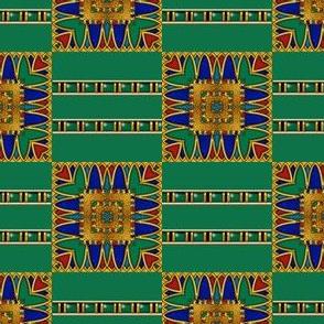 Egyptian Chryophase Jewelry
