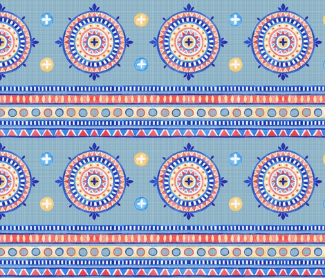 Rrboho-geo-tiled-blue_contest151726preview