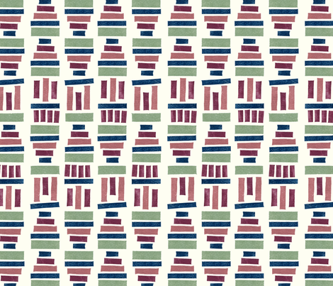 Cakes fabric by la_mite_designs on Spoonflower - custom fabric