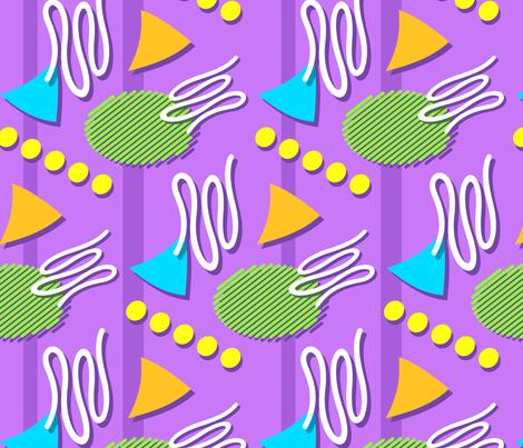 memphagogo fabric by hannafate on Spoonflower - custom fabric