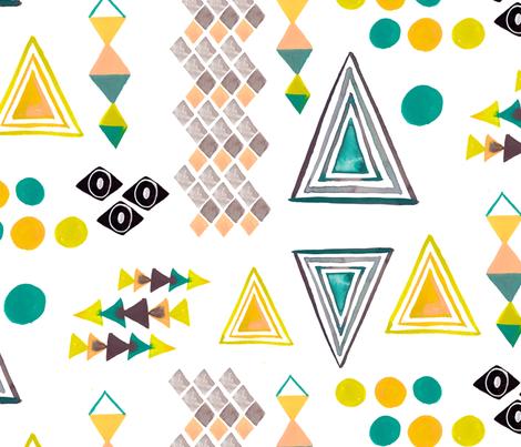 MAJA_BOHO fabric by maja_a on Spoonflower - custom fabric