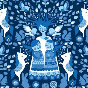 The Mother Tree {Folk Navy}
