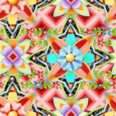 Bohemian Geometric