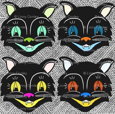 Halloween Cats I