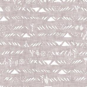 Sticks and stones (grey)