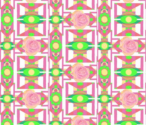 Bohemian_2 fabric by ruthjohanna on Spoonflower - custom fabric