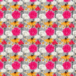 Pointillism Petals