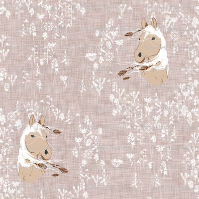 Pony Meadow (warm grey)