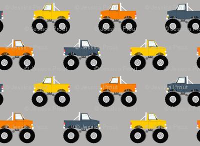 monster trucks - multi