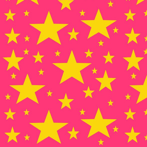 Gold_Stars_on_Hot_Pink