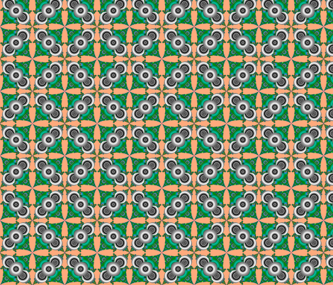 Fractal 225 fabric by anneostroff on Spoonflower - custom fabric