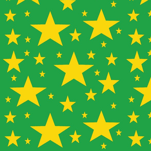 Gold_Stars_on_Kelly_Green