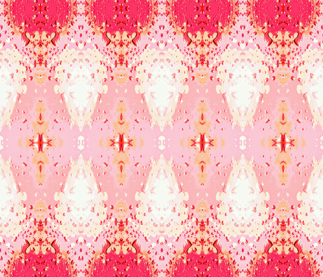 Blushing Bohemian sewindigo fabric by sewindigo on Spoonflower - custom fabric