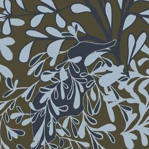 Sea Dragon Olive