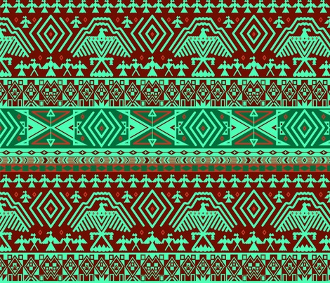 Rtribal-pattern-light-green_contest151838preview