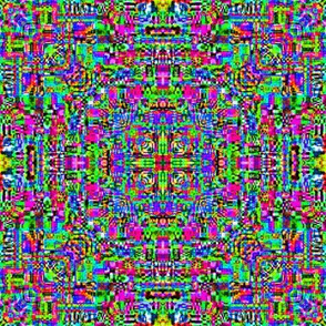 Video Mandala 18