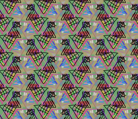 Some Kinda Style fabric by inniv8z_oz on Spoonflower - custom fabric
