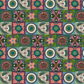Bohemian_RIPPLES_OF_LIFE cool colours.
