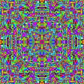 Video Mandala 16