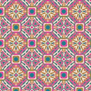 bohemian tile