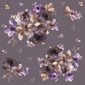 """6"""" Province Blush - Muted Purple"""