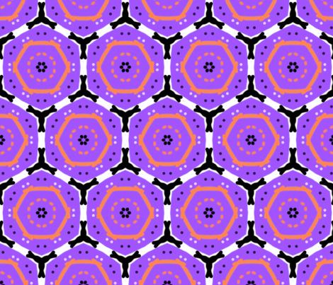 Bohemia fabric by inniv8z_oz on Spoonflower - custom fabric