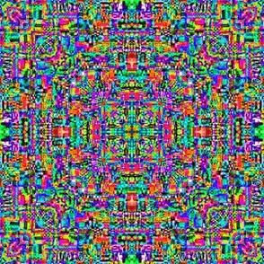 Video Mandala 4