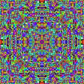 Video Mandala 8