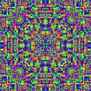 Video Mandala 9