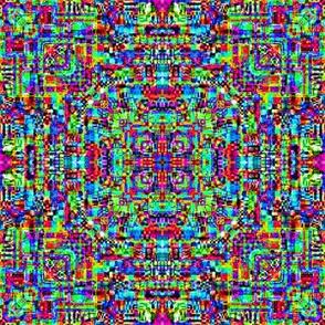 Video Mandala 10