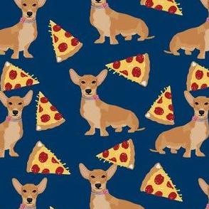 custom dog pizza