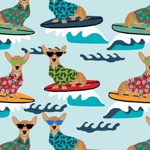custom dog surf
