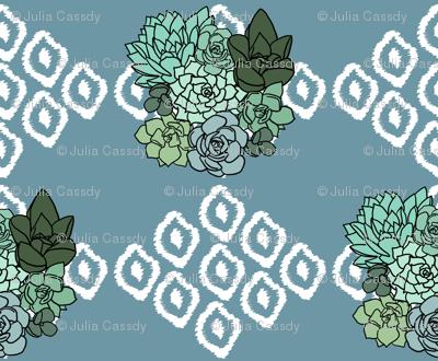 Boho Succulents