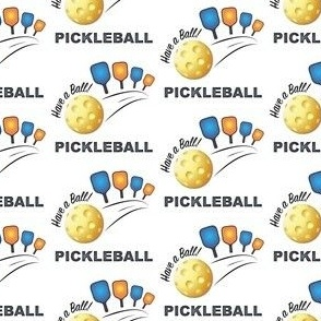 Have a Ball with Pickleball