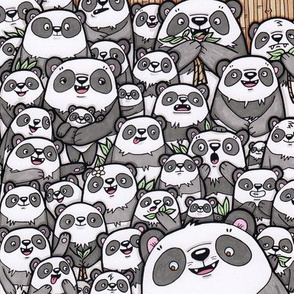 pandas_spoonflower