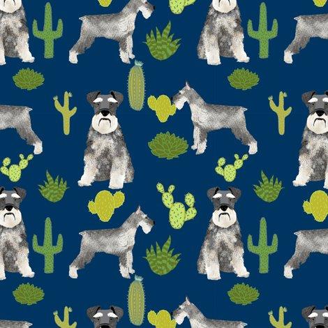 Rschnauzer_cactus_pattern_navy_shop_preview