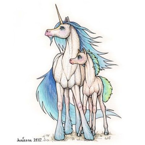junicorn_03_spoonflower