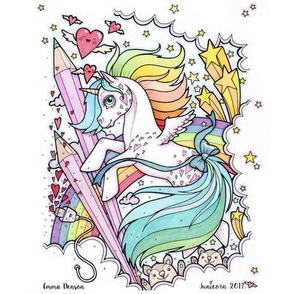junicorn_09_spoonflower
