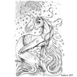 junicorn_13_spoonflower