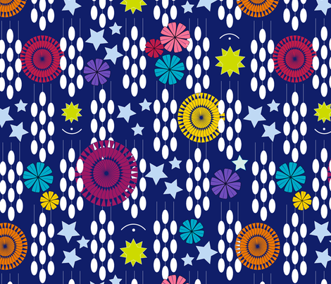 Divination fabric by angelatackett on Spoonflower - custom fabric
