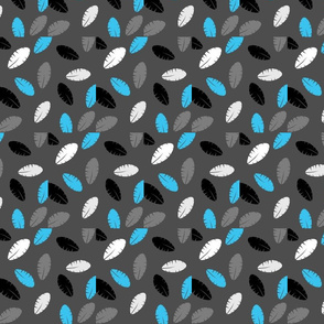 Leaves of Blue Cione