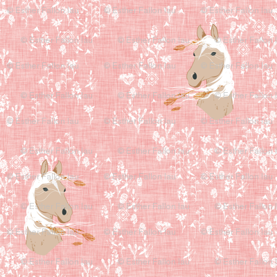 Pony Meadow (pink)