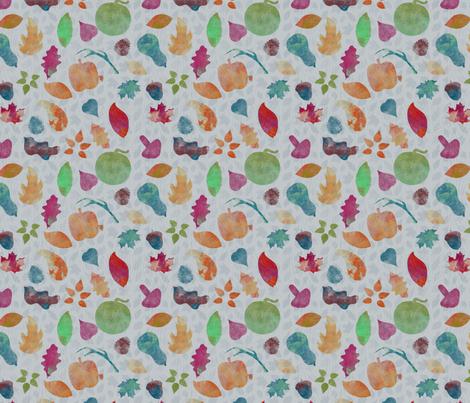rusticfallfabric fabric by brittemily on Spoonflower - custom fabric